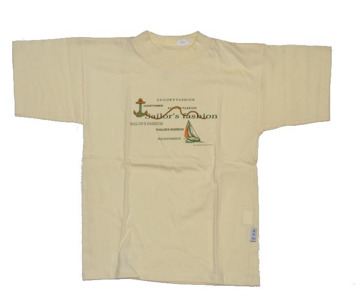 26b48d84ca9 Dětské tričko s krátkým rukávem