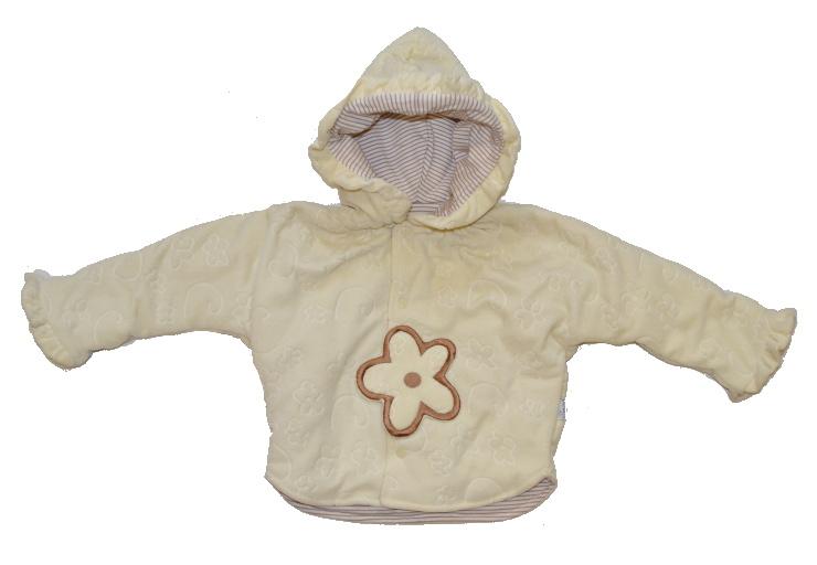 264f375fdbd Dětské zimní kabátky pro miminka