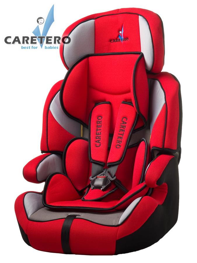 Autosedačka CARETERO Falcon RED