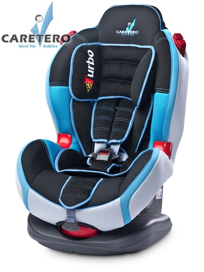 Autosedačka CARETERO SPORT TURBO Blue
