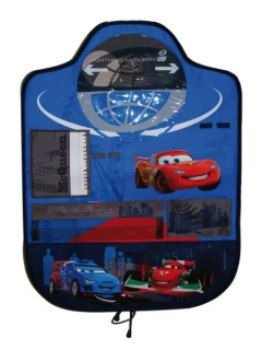 Kapsář do auta Disney Cars