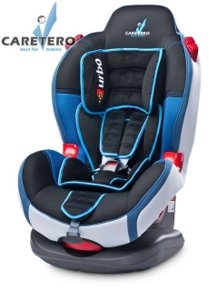 Autosedačka Caretero Sport Turbo Navy